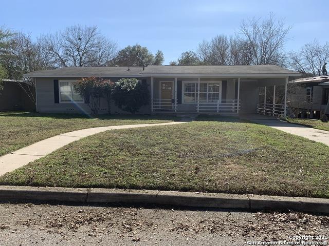 Perfect 3 bed 1 bath house for Rent Terrell Hills, SA TX 78209 | 212 LYMAN DR Terrell Hills, TX 78209 0