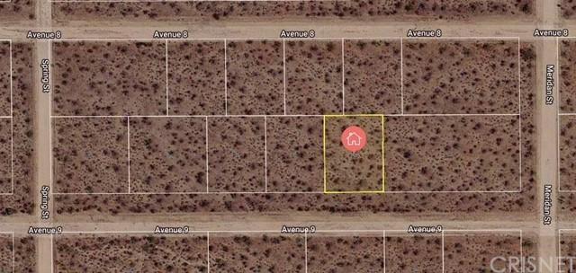 Active | 0 Avenue 9 Mojave, CA 93052 2