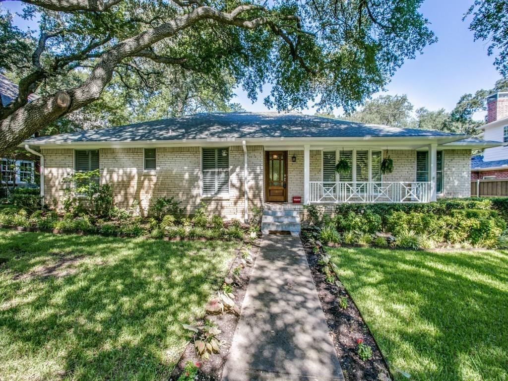 Sold Property | 2527 Cambria Boulevard Dallas, Texas 75214 1