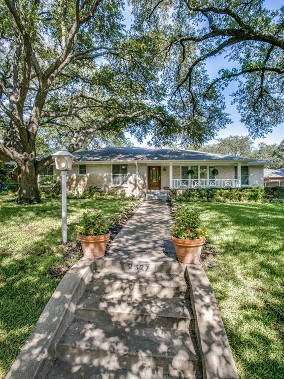 Sold Property | 2527 Cambria Boulevard Dallas, Texas 75214 2