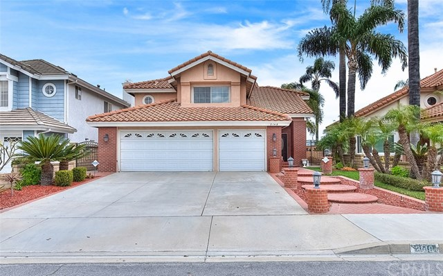 Closed | 2148 Camino Largo Drive Chino Hills, CA 91709 0
