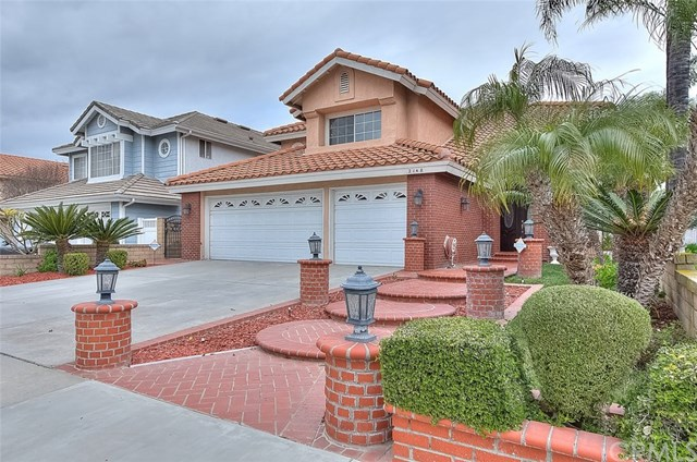 Closed | 2148 Camino Largo Drive Chino Hills, CA 91709 1