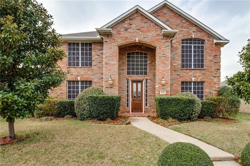 Sold Property | 6401 High Cliff Drive The Colony, Texas 75056 0