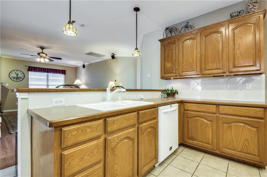 Sold Property | 6401 High Cliff Drive The Colony, Texas 75056 18