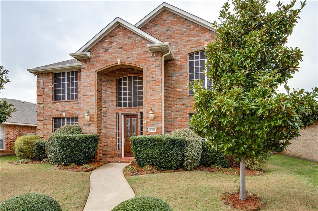Sold Property | 6401 High Cliff Drive The Colony, Texas 75056 1