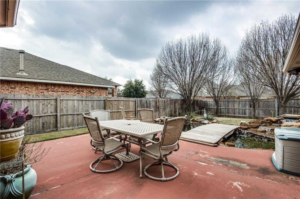 Sold Property | 6401 High Cliff Drive The Colony, Texas 75056 33