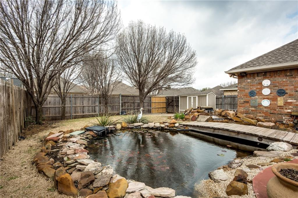 Sold Property | 6401 High Cliff Drive The Colony, Texas 75056 34