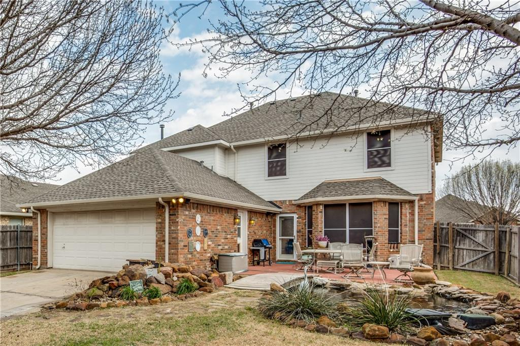 Sold Property | 6401 High Cliff Drive The Colony, Texas 75056 35