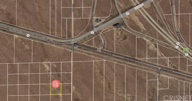 Active | 0 Highway 58 Mojave, CA 93501 0
