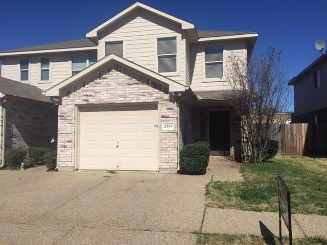 Sold Property | 2309 Kingsway Drive Arlington, Texas 76012 0