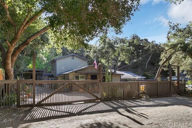Closed   17232 Harding Canyon Road Modjeska Canyon, CA 92676 29