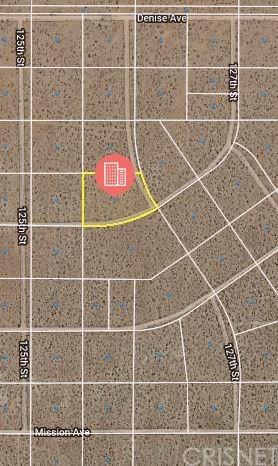 Active | 0 127th Street Mojave, CA 93501 0