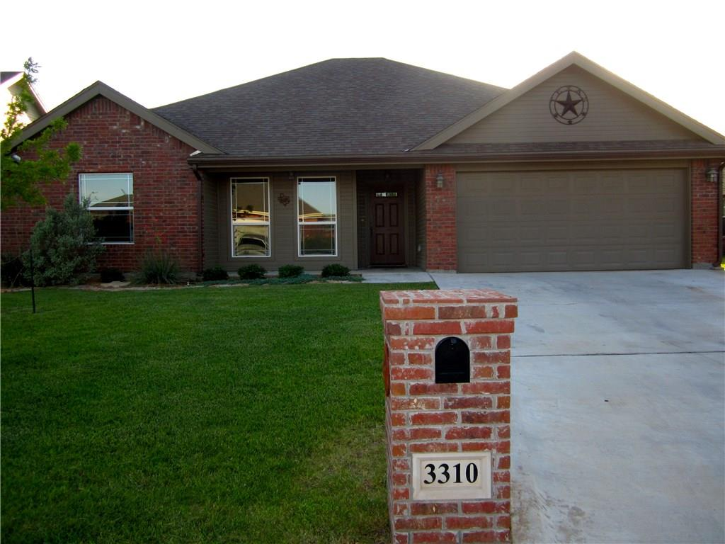 Sold Property   3310 Valley Forge Road Abilene, Texas 79601 0