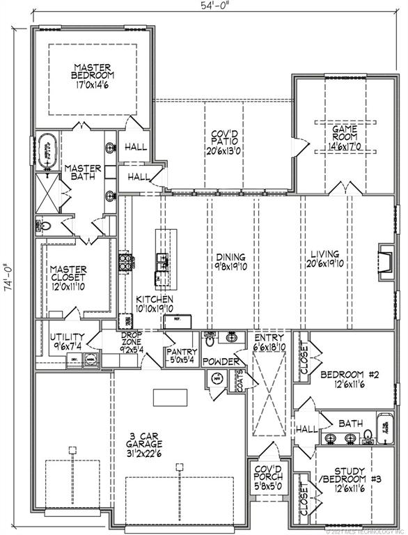Off Market | 12627 S Maplewood Avenue E Bixby, Oklahoma 74008 1