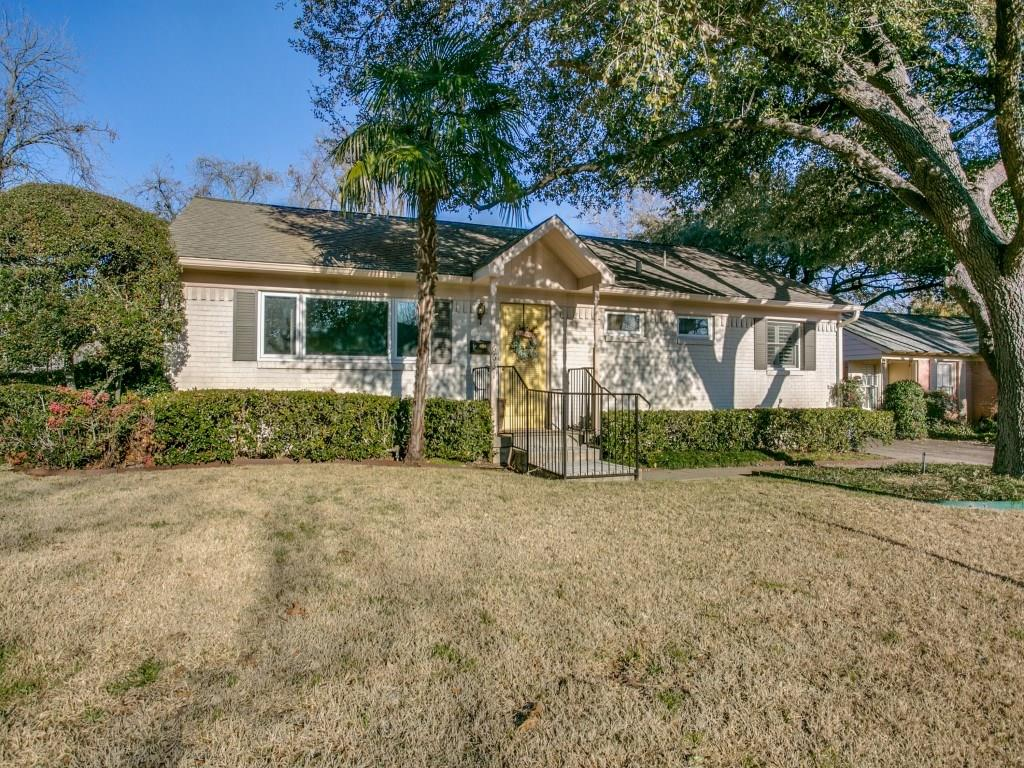 Sold Property | 6631 Highgate Lane Dallas, Texas 75214 0