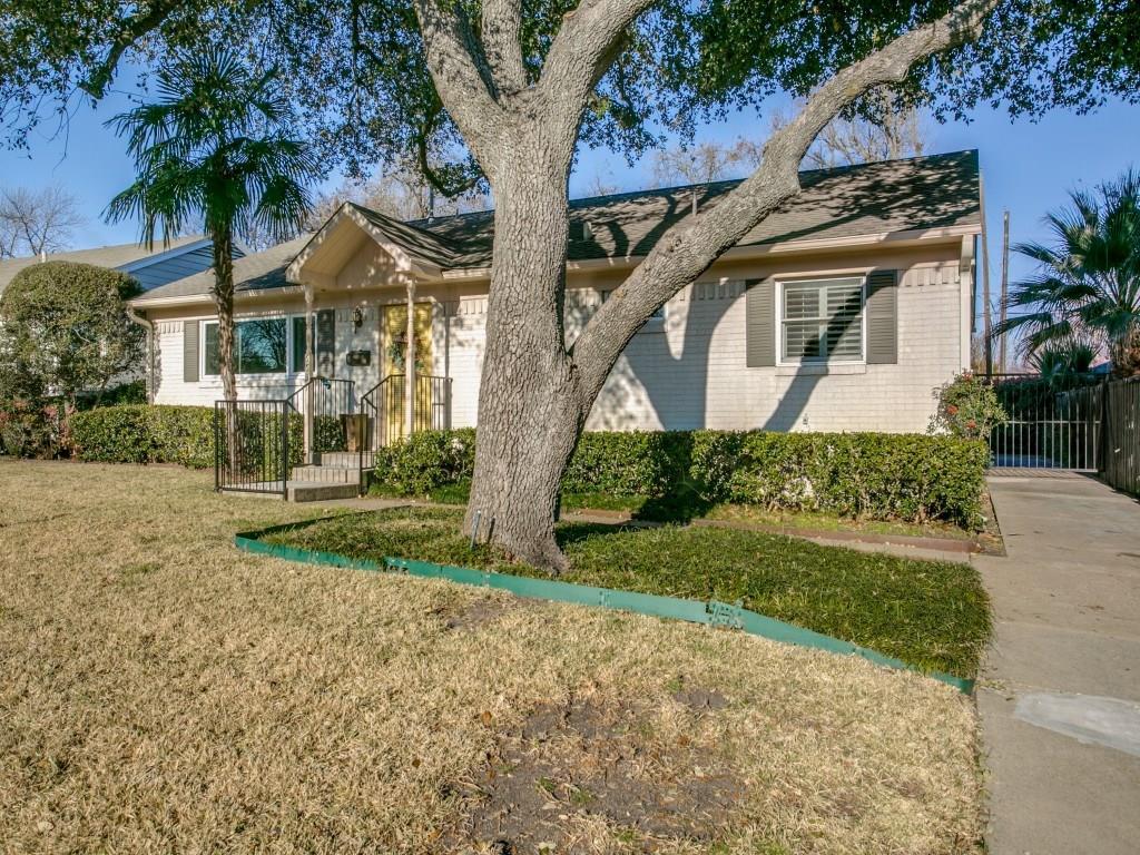 Sold Property | 6631 Highgate Lane Dallas, Texas 75214 2