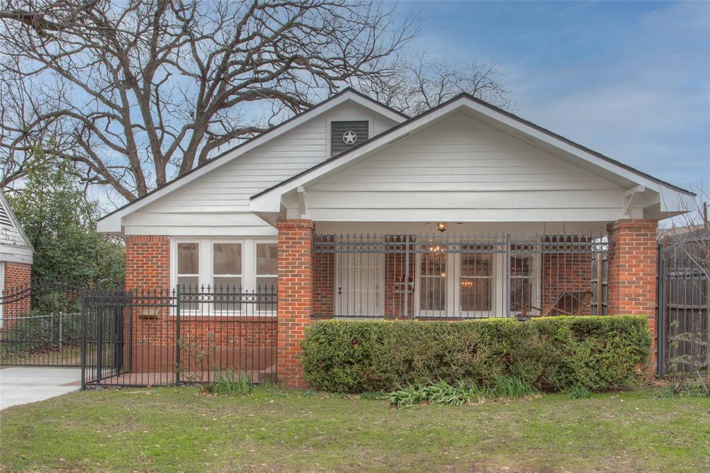Pending | 1400 Montgomery Street Fort Worth, Texas 76107 0