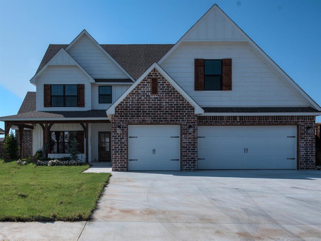 Active | 14271 S College Street Bixby, Oklahoma 74008 0