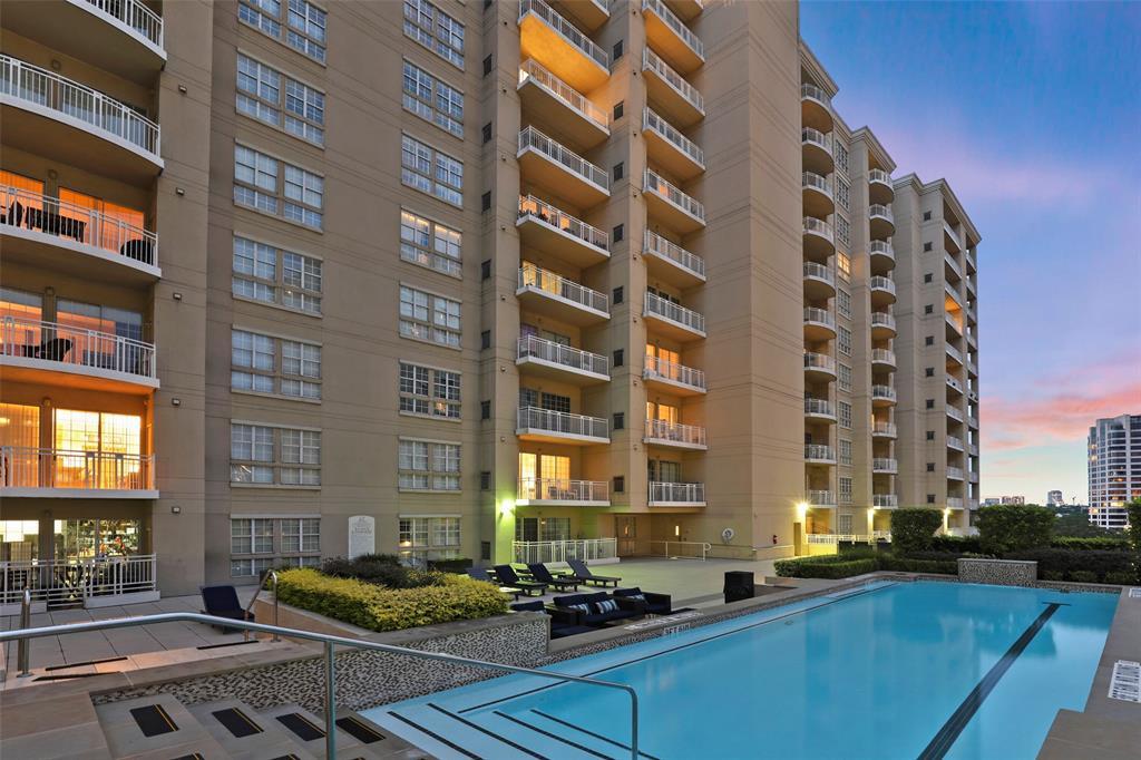 Active Option Contract | 3225 Turtle Creek Boulevard #1243 Dallas, Texas 75219 13