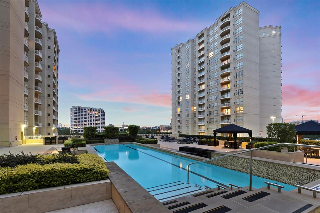 Active Option Contract | 3225 Turtle Creek Boulevard #1243 Dallas, Texas 75219 14