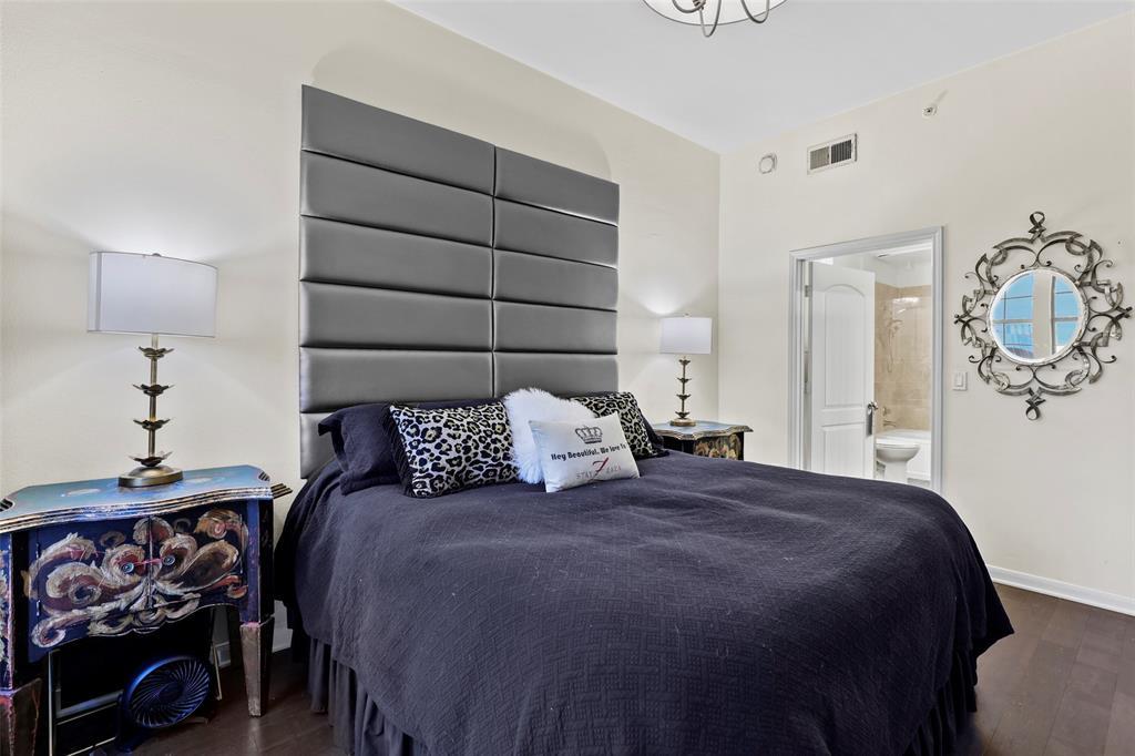 Active Option Contract | 3225 Turtle Creek Boulevard #1243 Dallas, Texas 75219 4