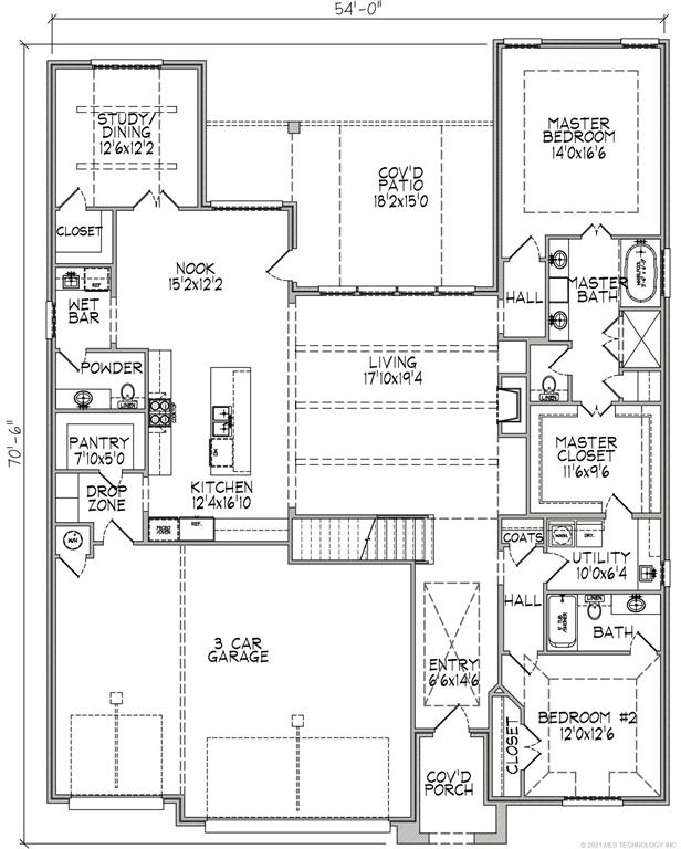 Off Market | 6033 E 127th Place S Bixby, Oklahoma 74008 1