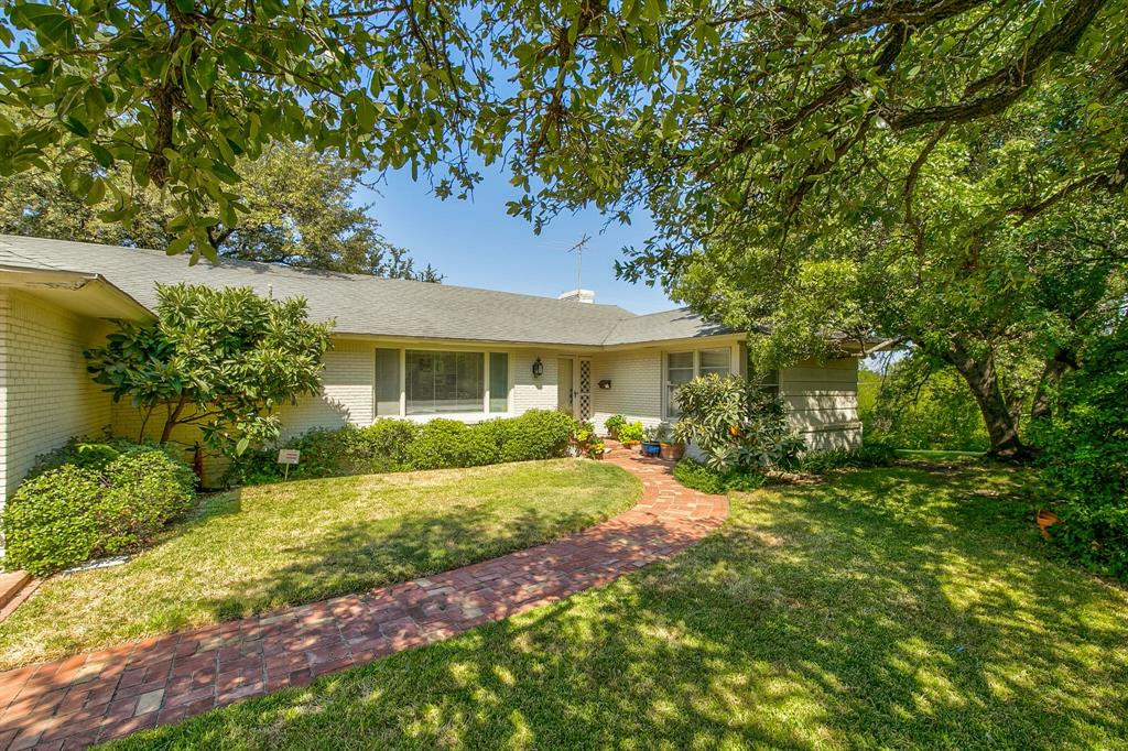 Active Contingent | 400 Hazelwood Drive Fort Worth, Texas 76107 0