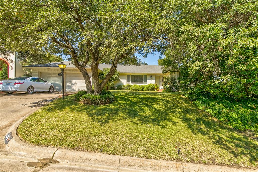Active Contingent | 400 Hazelwood Drive Fort Worth, Texas 76107 1