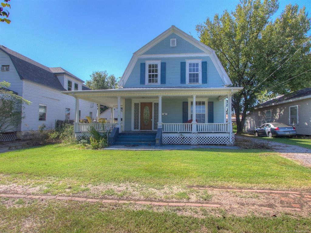Off Market | 1140 E Hobson Avenue Sapulpa, Oklahoma 74066 0