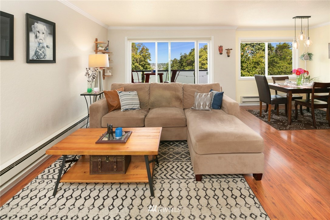 Sold Property | 3722 27th Place W #402 Seattle, WA 98199 3