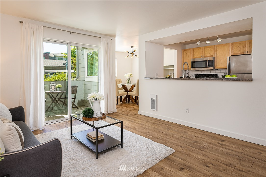 Sold Property | 6700 NE 182nd Street #D102 Kenmore, WA 98028 1