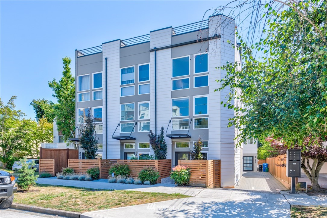 Sold Property   2431 NW 62nd Street #C Seattle, WA 98107 1