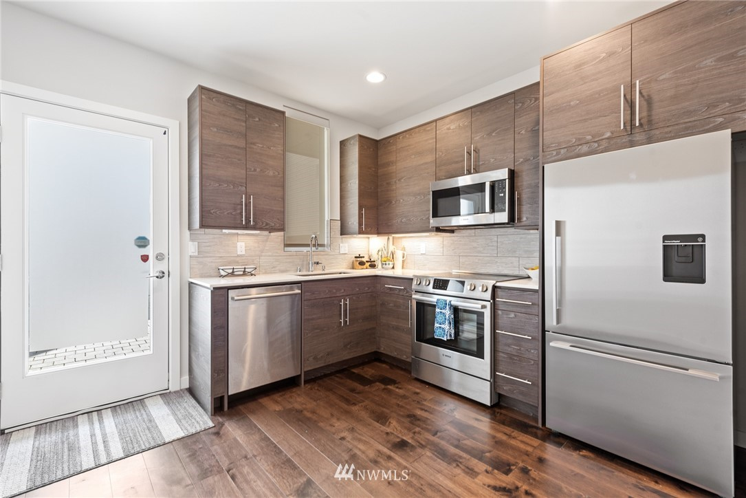 Sold Property   2431 NW 62nd Street #C Seattle, WA 98107 2