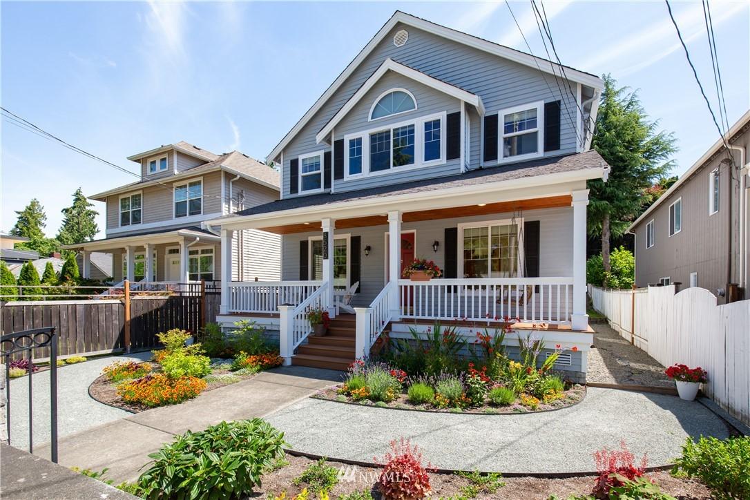 Sold Property | 8520 1st Avenue NE Seattle, WA 98115 1