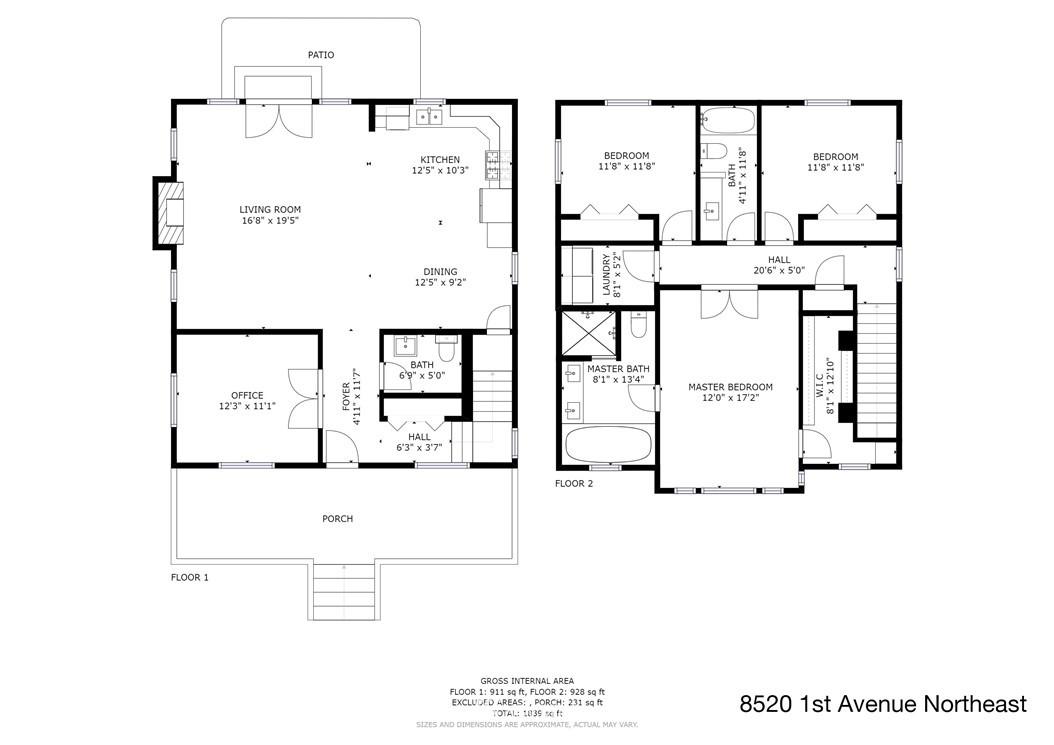 Sold Property | 8520 1st Avenue NE Seattle, WA 98115 32
