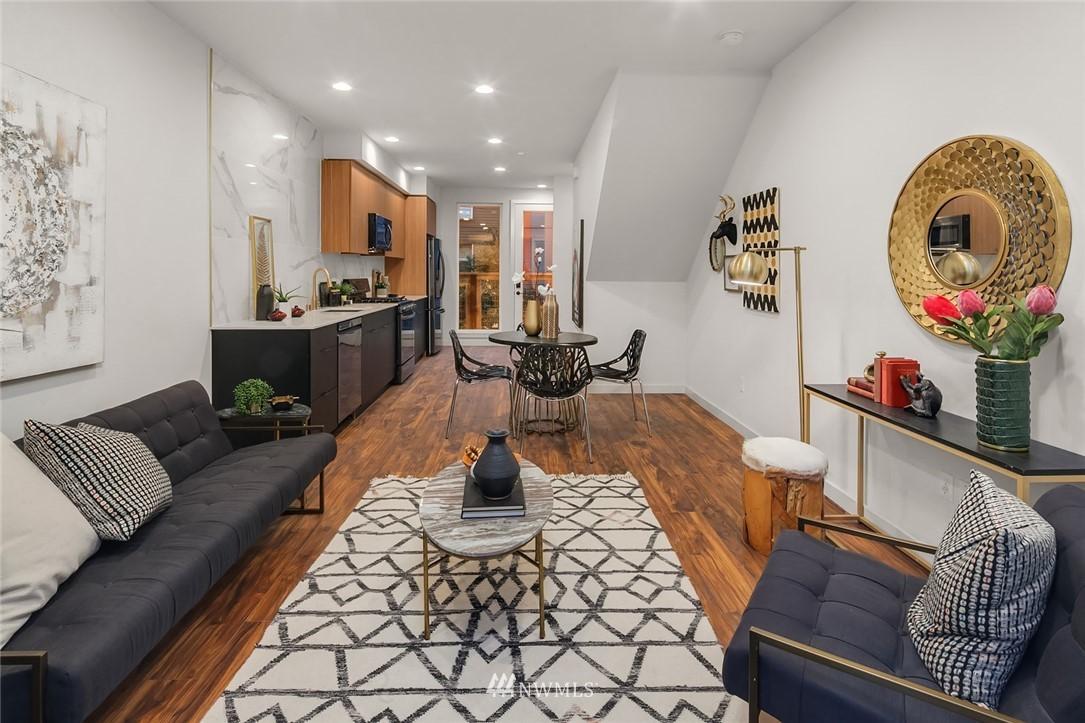 Sold Property   304 N 107th Street Seattle, WA 98133 1