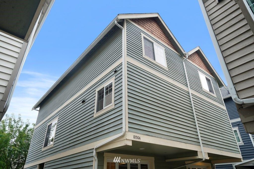 Sold Property   10504 Whitman Avenue N #A Seattle, WA 98133 1