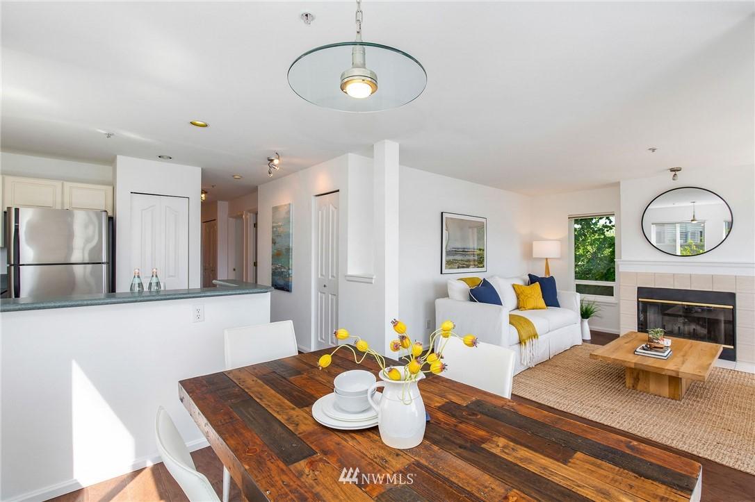 Sold Property | 2419 8th Avenue N #201 Seattle, WA 98109 8