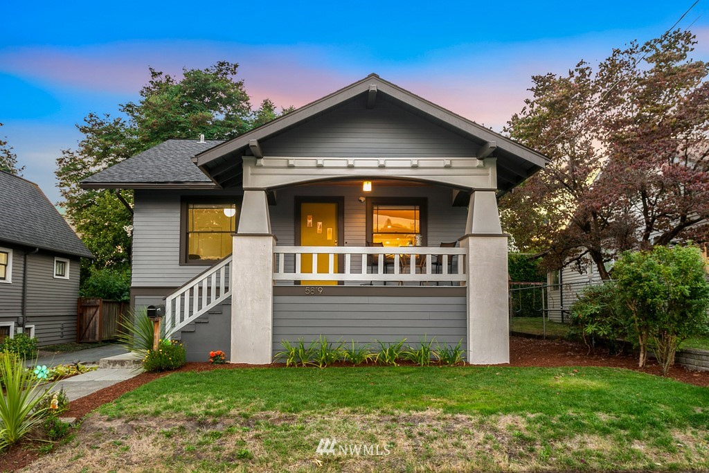 Sold Property | 5819 7th Avenue NW Seattle, WA 98107 0