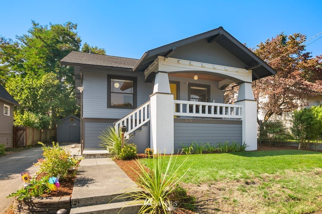 Sold Property | 5819 7th Avenue NW Seattle, WA 98107 1