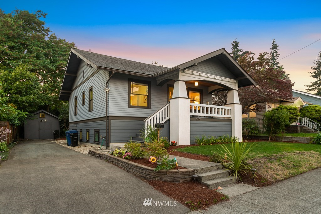 Sold Property | 5819 7th Avenue NW Seattle, WA 98107 25
