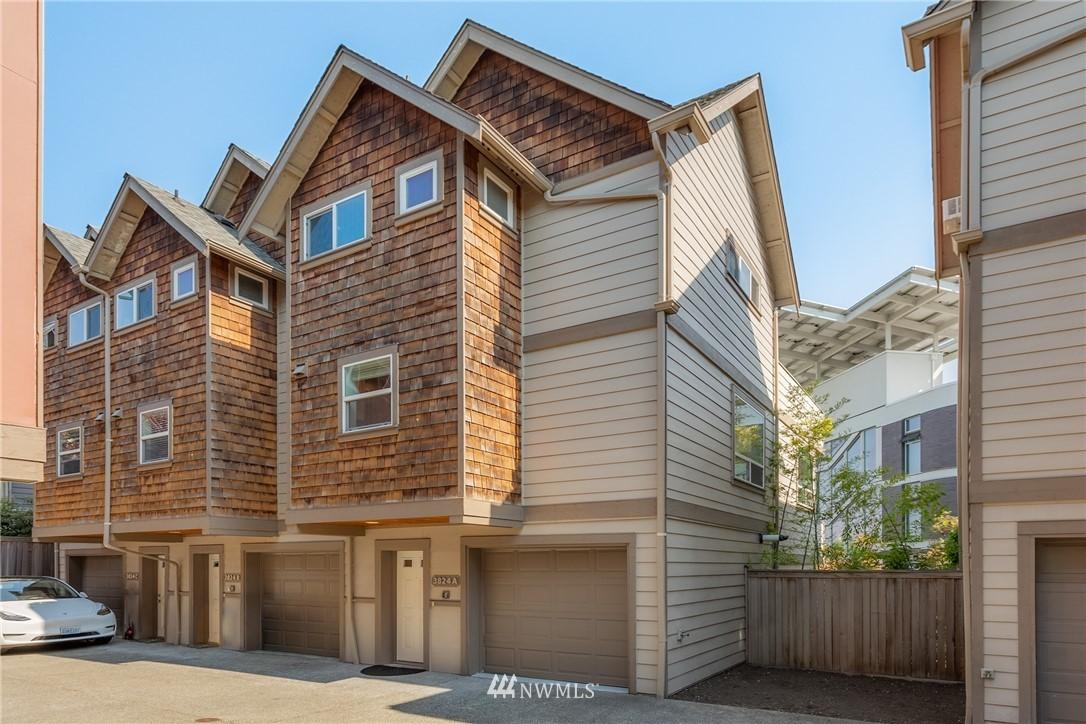 Sold Property | 3824 Whitman Avenue N #A Seattle, WA 98103 0