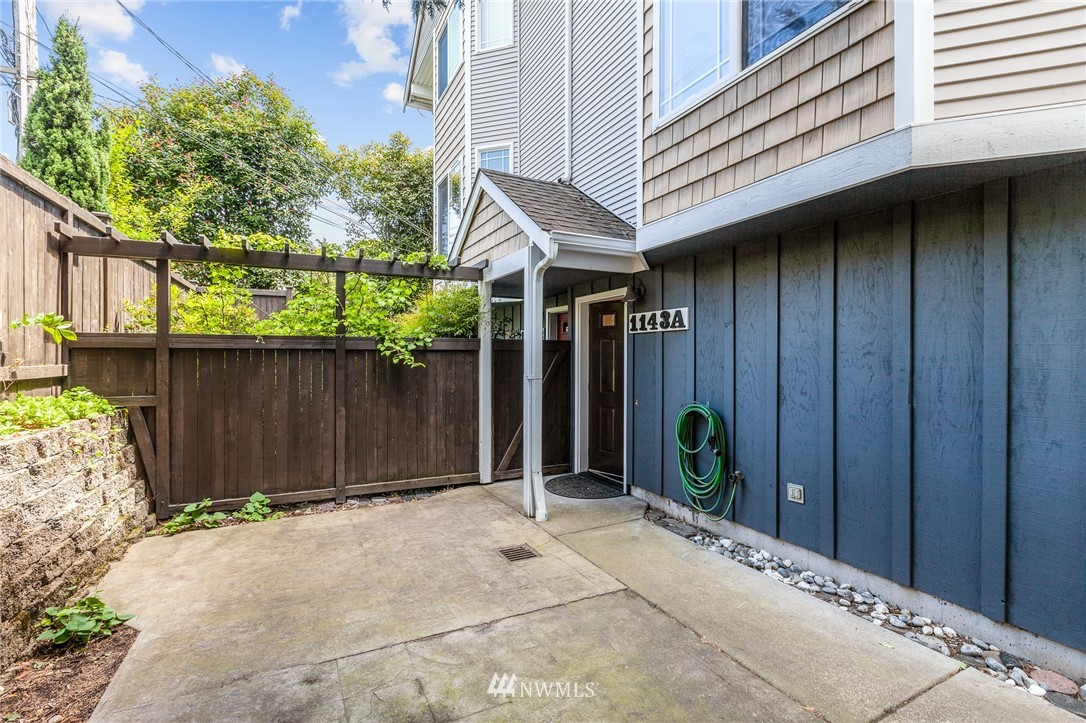 Sold Property | 1143 N 93rd Street #A Seattle, WA 98103 0