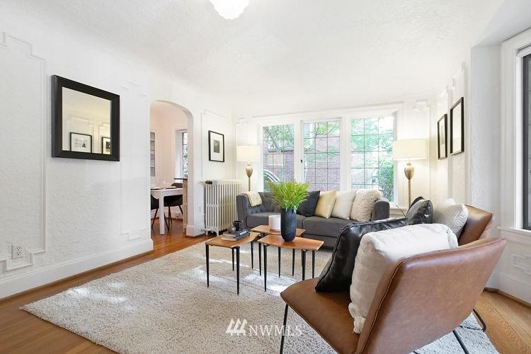 Sold Property   1101 17th Avenue #208 Seattle, WA 98122 3
