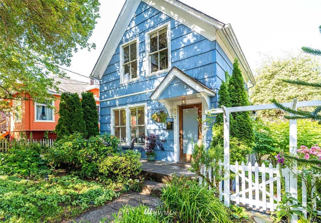 Sold Property | 947 30th Avenue Seattle, WA 98122 0