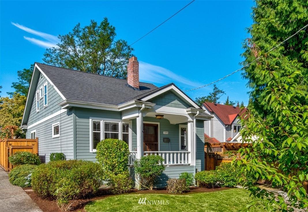 Sold Property | 5919 Kirkwood Place N Seattle, WA 98103 0