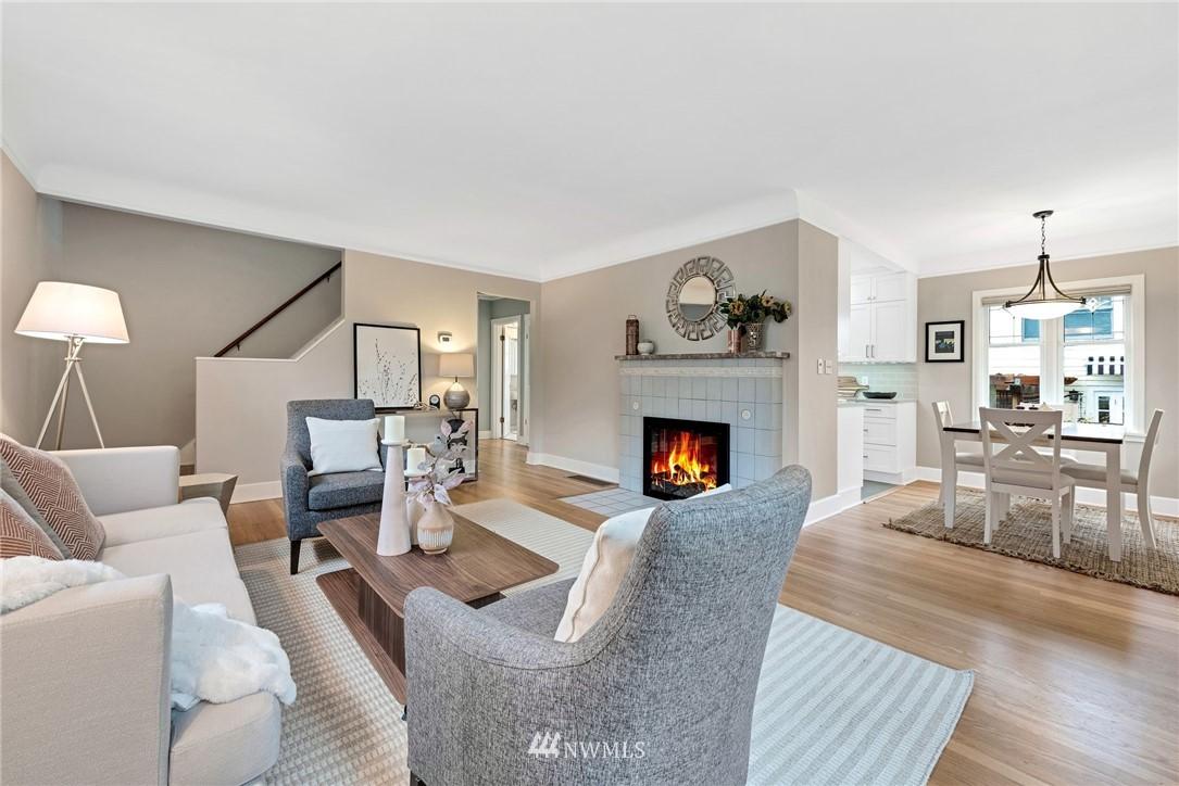 Sold Property | 5919 Kirkwood Place N Seattle, WA 98103 6