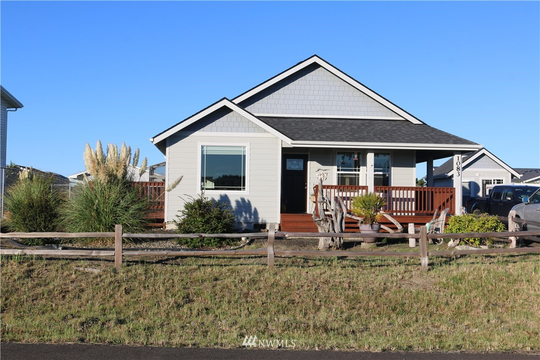 Sold Property | 1083 SW Crestshire Loop Ocean Shores, WA 98569 1