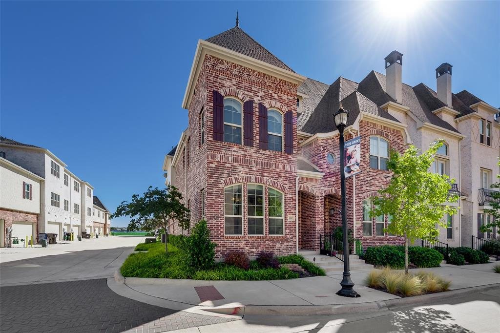 Active Option Contract | 6067 Page Street Frisco, Texas 75034 1