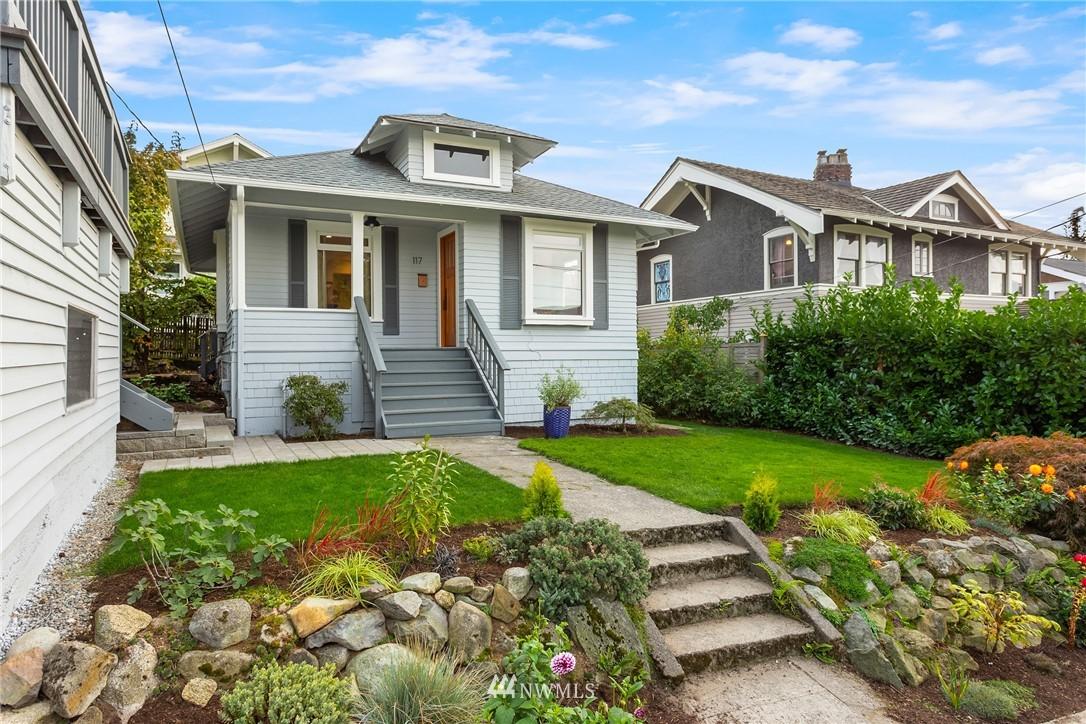 Sold Property   117 N 60th Street Seattle, WA 98103 2
